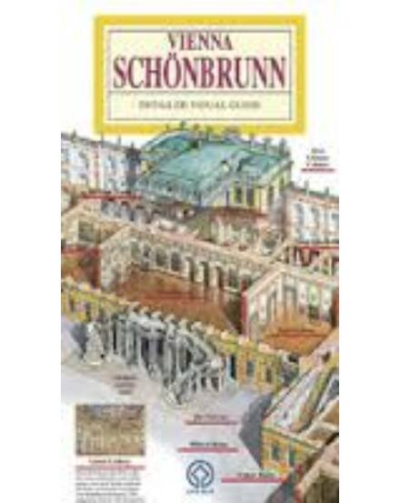 Cartographia  - Bécs Schönbrunn Panoráma térkép