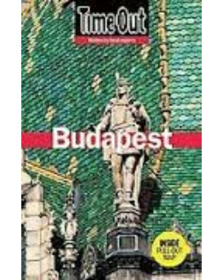 Cartographia  - Budapest útikönyv angol (Time Out)