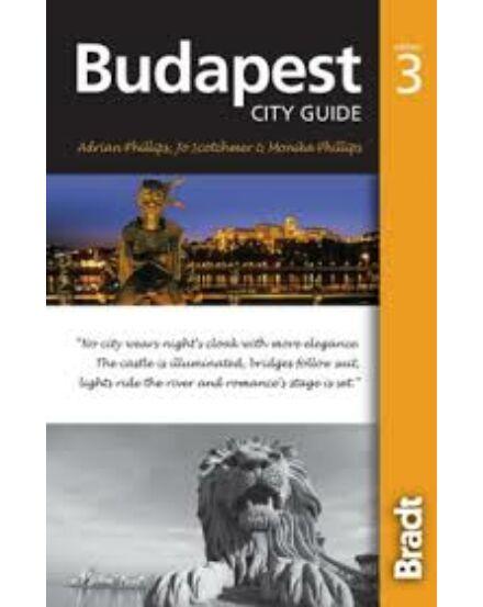 Cartographia  - Budapest útikönyv (angol)