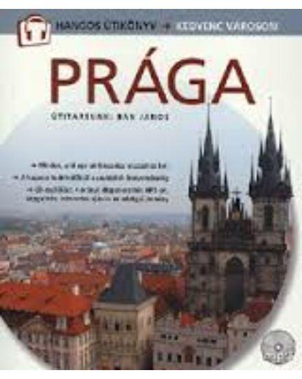 Cartographia  - Prága hangos útikönyv