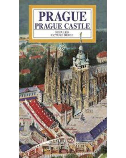 Cartographia  - Prága kastélyai panorámatérkép