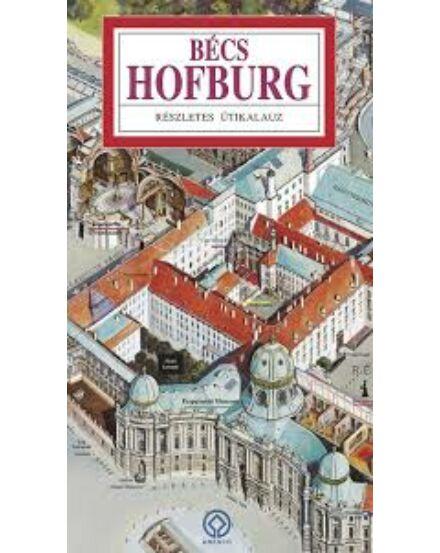 Cartographia  - Bécs Hofburg Panoráma térkép