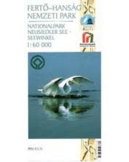 Cartographia  - Fertő-Hanság Nemzeti Park térkép