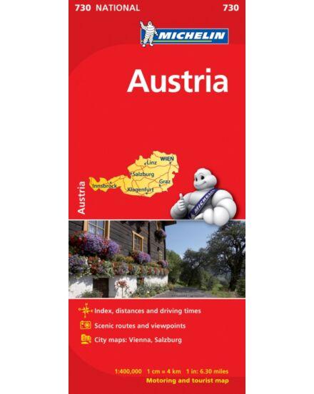 Cartographia  - Ausztria térkép (730)