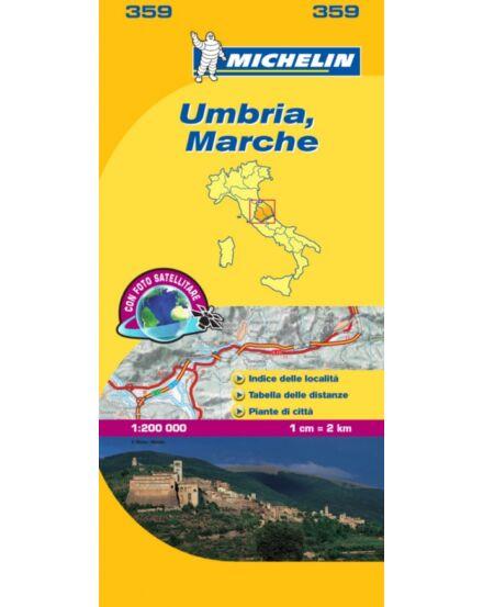 Cartographia  - Umbria és Marche 359