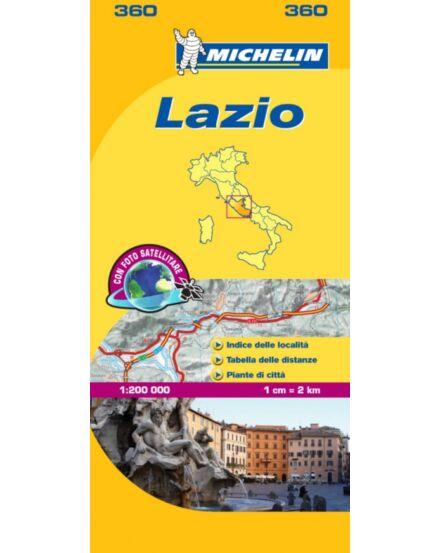 Cartographia  - Lazio 355