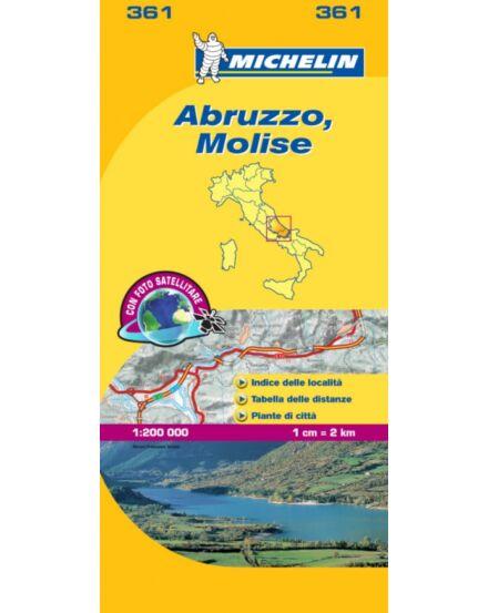 Cartographia  - Abruzzo és Molise 361