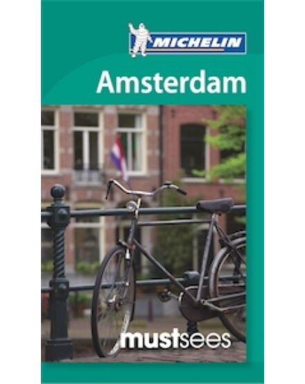 Cartographia  - Amszterdam útikönyv (9712) (angol)