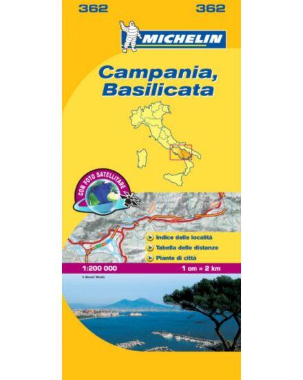 Cartographia  - Campania 362