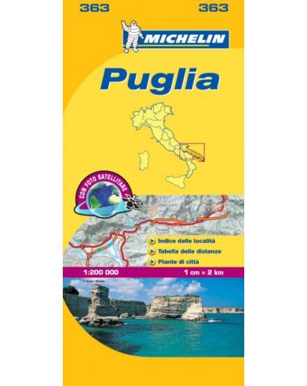 Cartographia  - Puglia 363