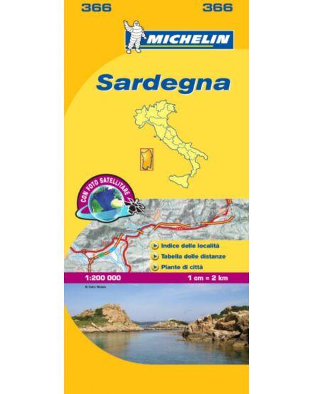 Cartographia  - Szardínia 366