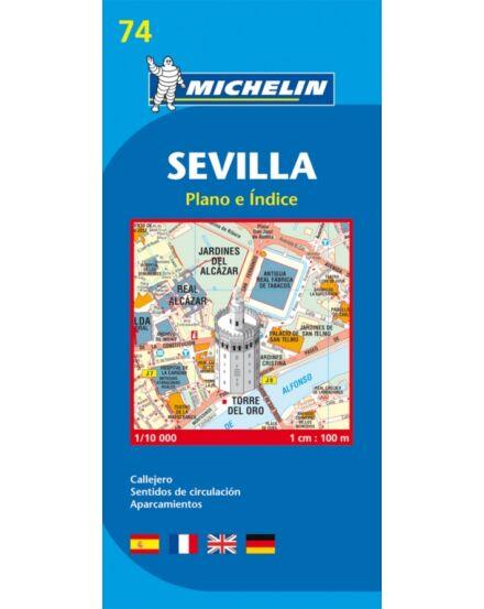 Cartographia  - Sevilla várostérkép (74)