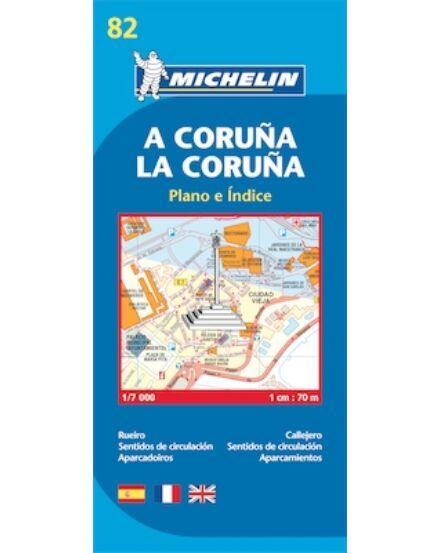 Cartographia  - La Coruna várostérkép (82)
