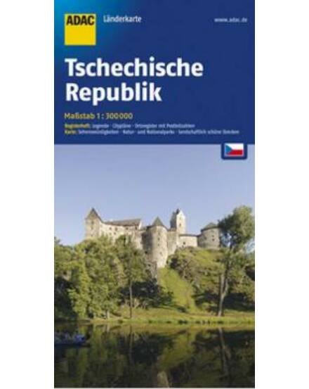 Cartographia  - Csehország térkép