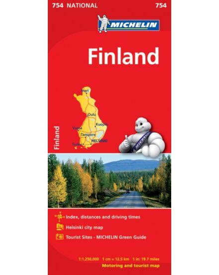 Cartographia  - Finnország térkép (754)