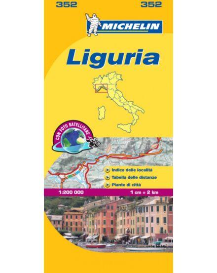 Cartographia  - Liguria 352