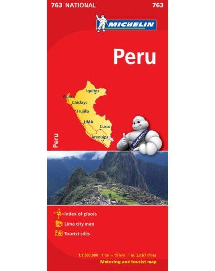 Cartographia  - Peru térkép (763)