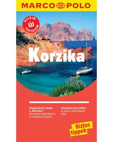 Cartographia  - Korzika útikönyv - Marco Polo