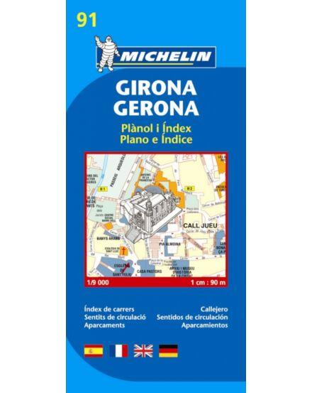 Cartographia  - Girona várostérkép