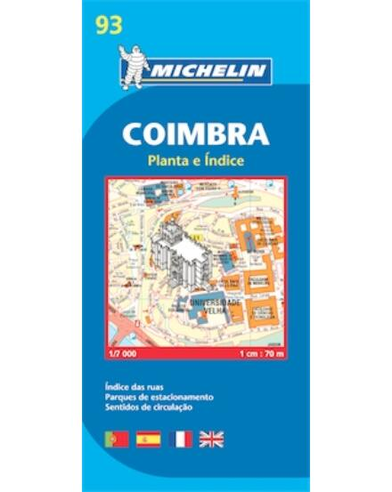 Cartographia  - Coimbra várostérkép