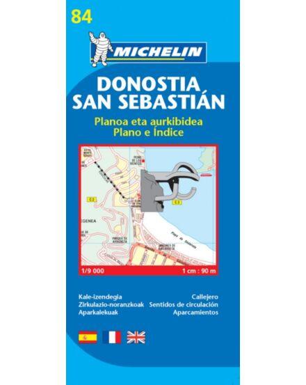 Cartographia  - San Sebastian várostérkép (84)