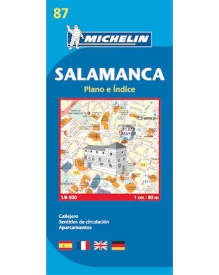 Cartographia  - Salamanca várostérkép (87)