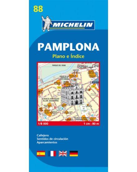 Cartographia  - Pamplona várostérkép (88)