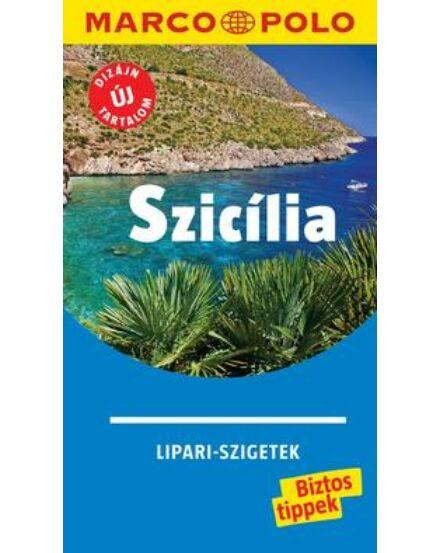 Cartographia  - Szicília, Lipari-szigetek útikönyv