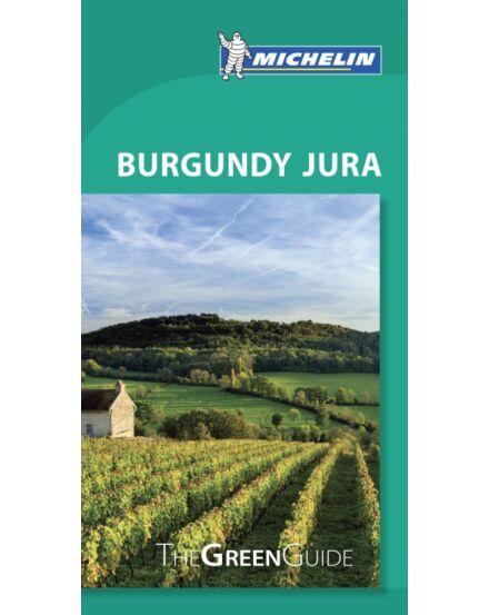Cartographia  - Burgundia útikönyv (angol)