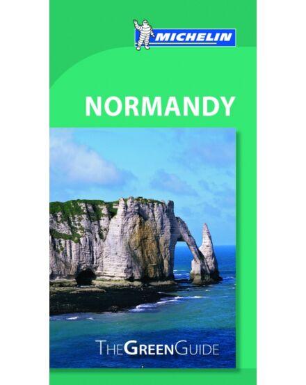 Cartographia  - Normandia útikönyv (angol)