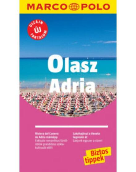 Cartographia  - Olasz Adria útikönyv - Marco Polo