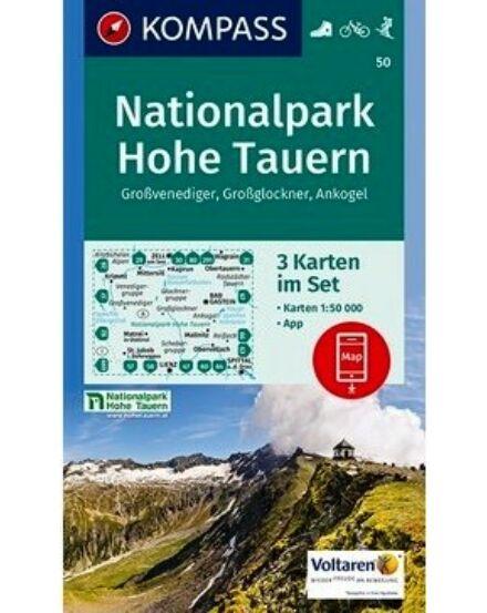 Cartographia  - Hohe Tauern turistatérkép