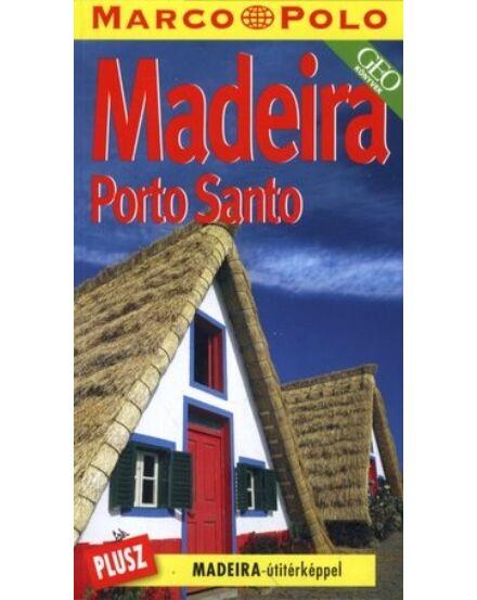 Cartographia  - Madeira útikönyv