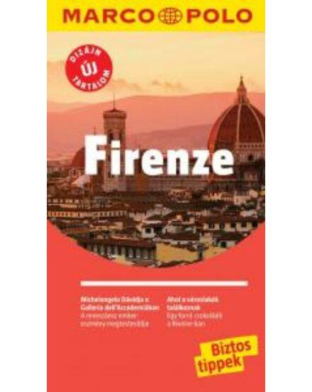 Cartographia  - Firenze útikönyv - Marco Polo