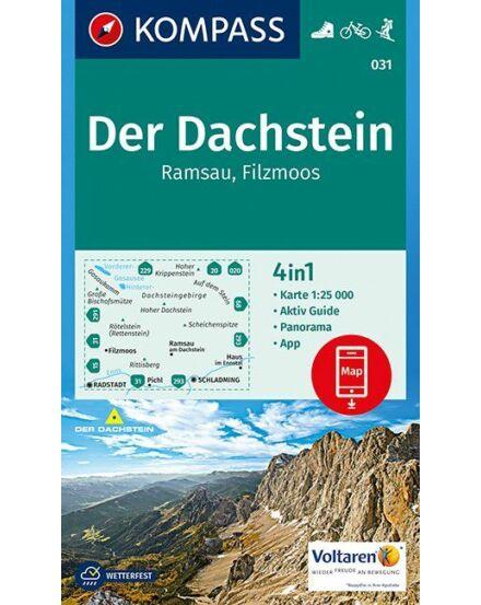 Cartographia  - Dachstein turistatérkép