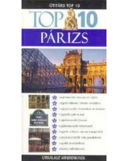 Cartographia  - Párizs útikönyv