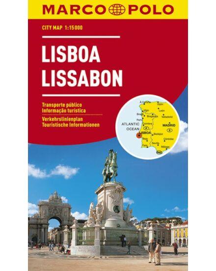 Cartographia  - Lisszabon várostérkép