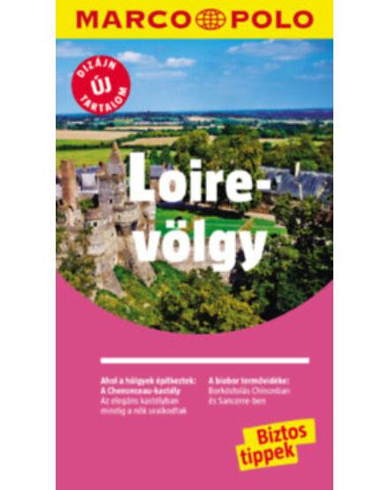 Cartographia  - Loire-völgy útikönyv