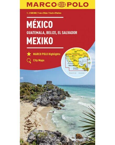 Cartographia  - Mexikó térkép