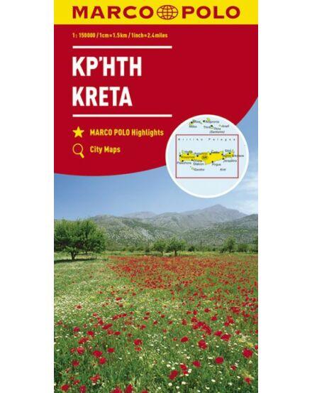 Cartographia  - Kréta térkép