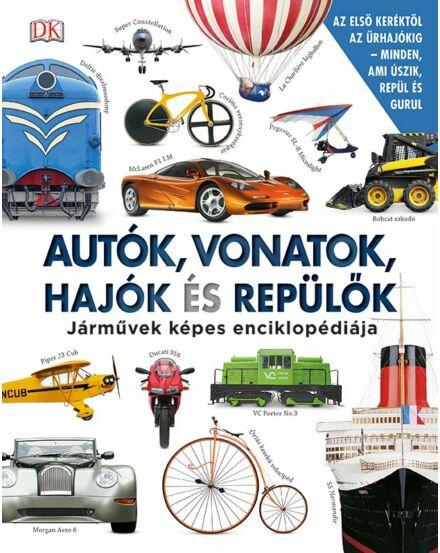 Cartographia  - Autók,vonatok,hajók és repülők enciklopédiája