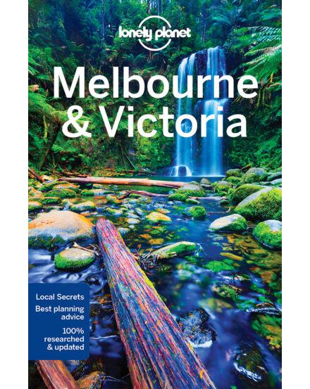 Cartographia  - Melbourne és Viktória útikönyv (angol) Lonely Planet