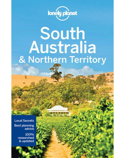 Cartographia  - Dél-Ausztrália - és az északi területek útikönyv Lonely Planet