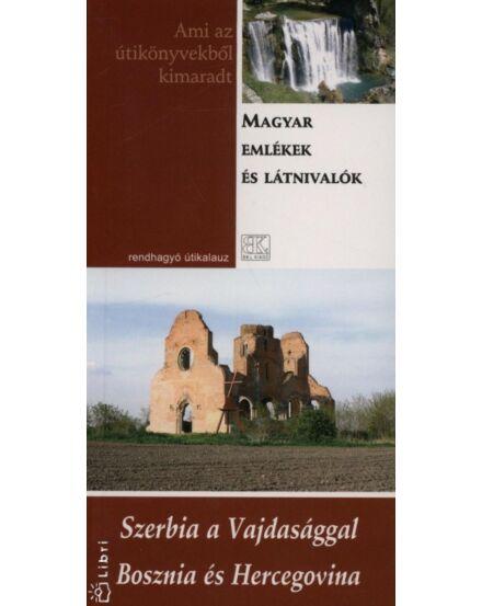 Cartographia  - Szerbia a Vajdasággal útikönyv (BKL)