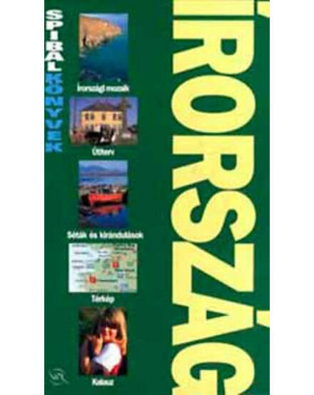 Cartographia  - Írország útikönyv