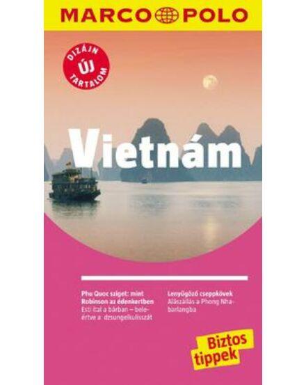 Cartographia  - Vietnám útikönyv (Marco Polo)
