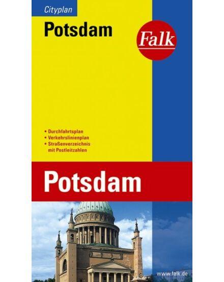 Cartographia  - Potsdam zseb várostérkép (Cityplan)