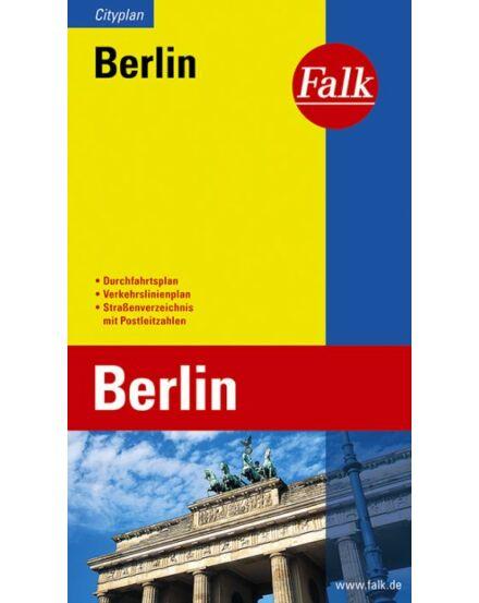 Cartographia  - Berlin zseb várostérkép (Cityplan)