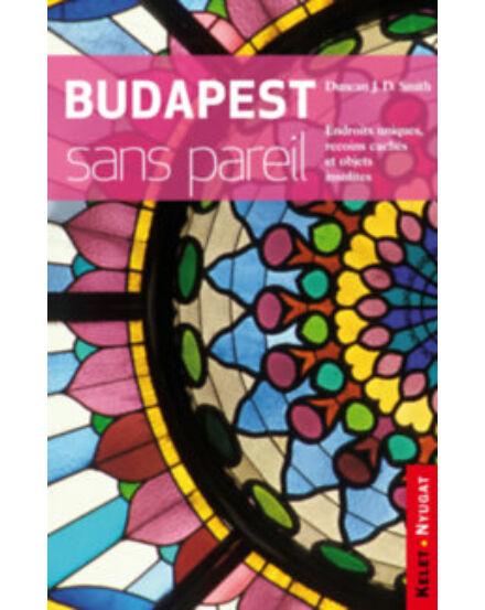 Cartographia  - Budapest útikönyv (francia)