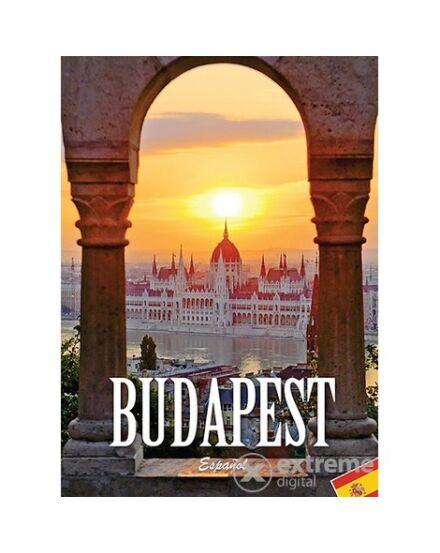 Cartographia  - Budapest fényképes útikalauz (spanyol)